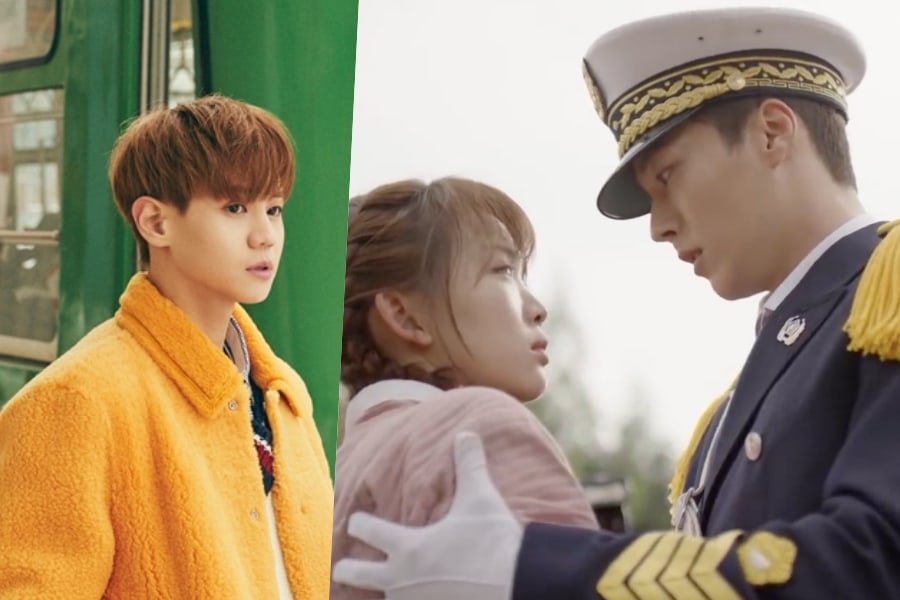 "Yang Yoseob de Highlight lanza una conmovedora balada para el OST de ""Come And Hug Me"""
