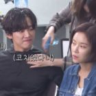 """Namgoong Min y Hwang Jung Eum muestran una química adorable dentro y fuera de pantalla para """"The Undateables"""""""