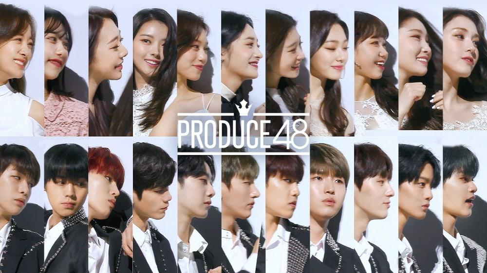 "I.O.I y Wanna One se unen para mostrar su apoyo a ""Produce 48"""