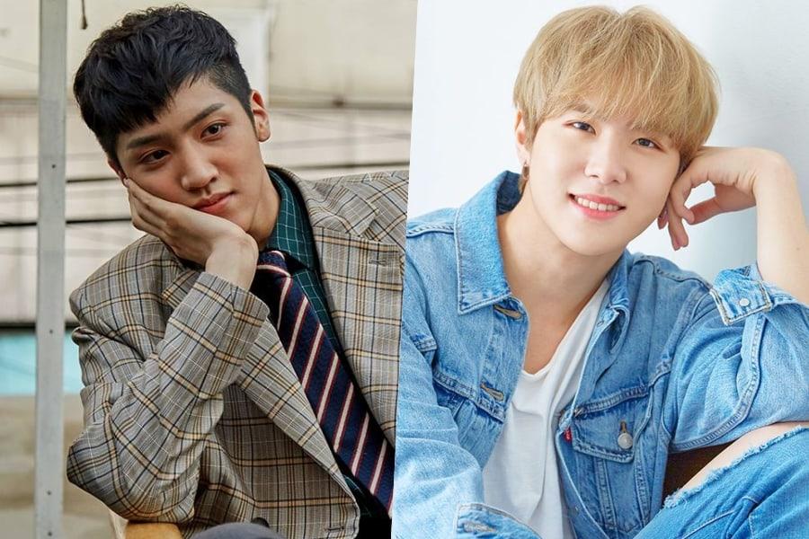 Wooseok de PENTAGON participará en el álbum debut de Kim Dong Han