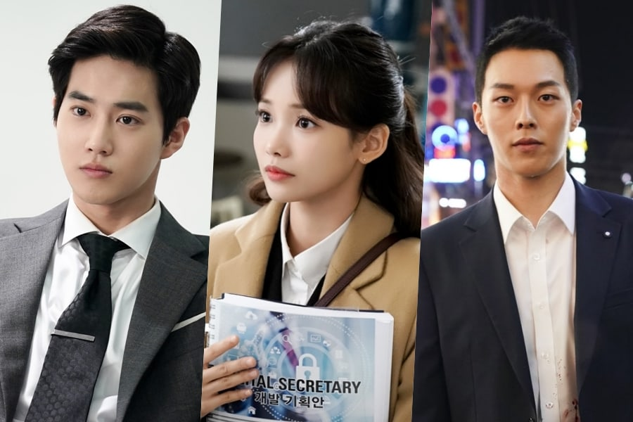 Las principales celebridades coreanas entre los fans internacionales del K-Drama para mayo del 2018