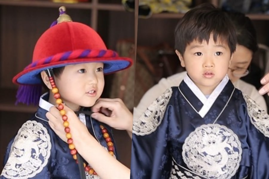 """Seungjae se transformará en un adorable príncipe en """"The Return of Superman"""""""