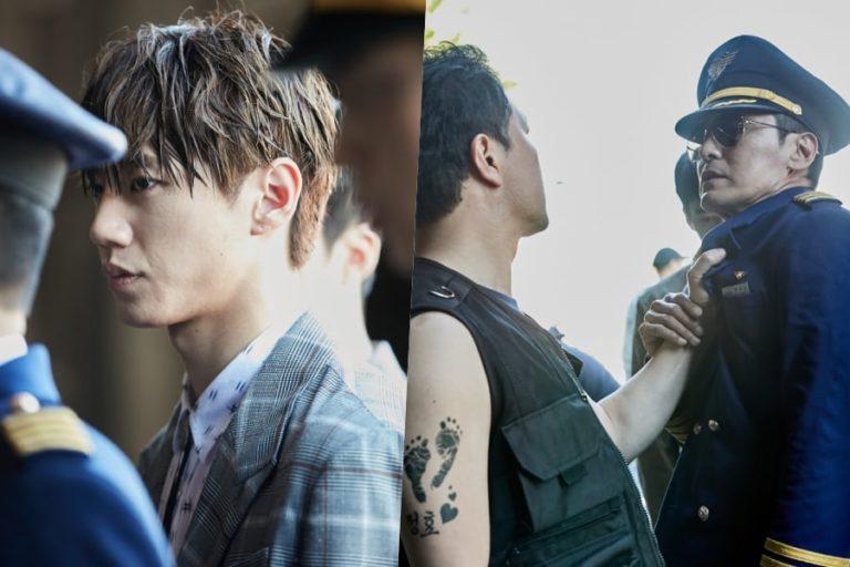 """Jun de U-KISS y UNB, Jung Woong In y Lee Sung Jae hacen aumentar la tensión en """"Goodbye To Goodbye"""""""