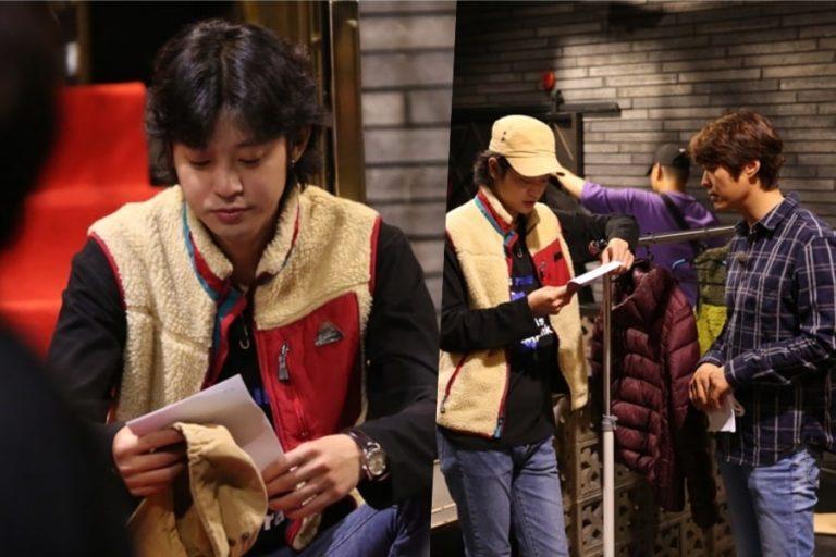 """Jung Joon Young se transforma en PD en el próximo episodio de """"2 Days & 1 Night"""""""