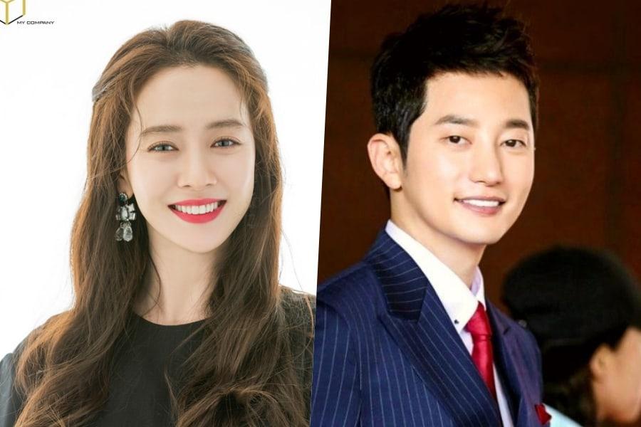 Song Ji Hyo y Park Shi Hoo confirmados para protagonizar nueva comedia romántica de terror