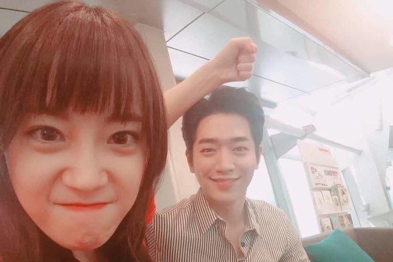 "Heo Young Ji se reúne con su coestrella de ""Roommate"" Seo Kang Joon a través de un cameo en drama"