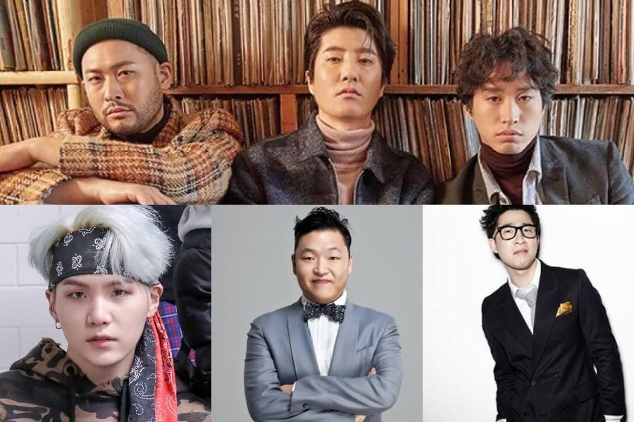 Epik High revela que Suga de BTS, PSY y Yangkie fueron artistas ocultos que participaron en su canción