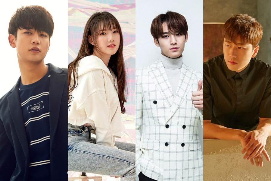 """Minho de SHINee, Yerin de GFRIEND, Mingyu de SEVENTEEN, Jang Su Won de SECHSKIES y más, aparecerán en """"Unexpected Q"""""""
