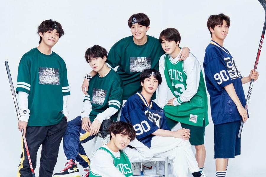 BTS libera nuevas divertidas fotos para 2018 BTS Festa