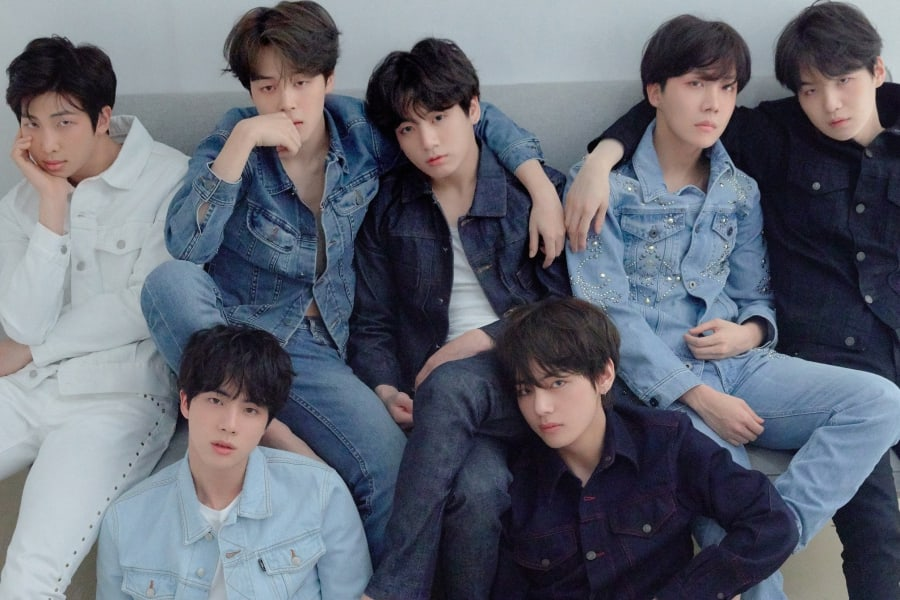 BTS alcanza la más alta venta mensual en la historia del Gaon Chart
