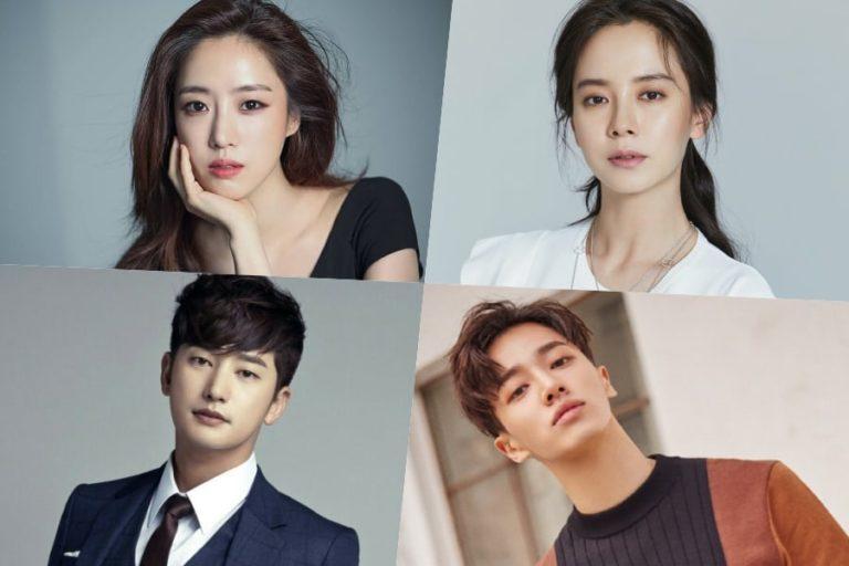 Eunjung de T-ara se une a Song Ji Hyo, Park Shi Hoo y Lee Gikwang de Highlight en nuevo drama