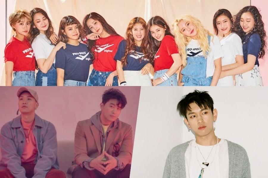 MOMOLAND, Dynamic Duo y Crush se añaden al elenco del KCON 2018 LA