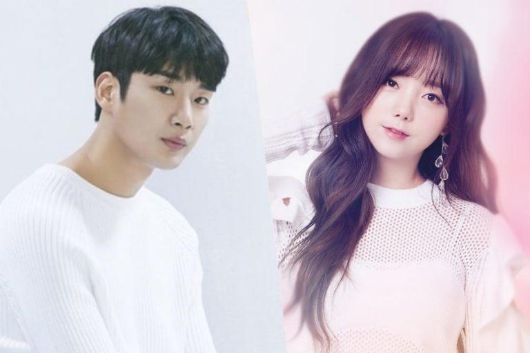 """El actor Choi Won Myeong y Kei de Lovelyz serán los próximos MCs de """"Music Bank"""""""