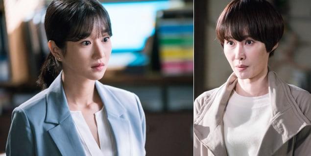 """Seo Ye Ji y Baek Joo Hee tienen un tenso encuentro en """"Lawless Lawyer"""""""