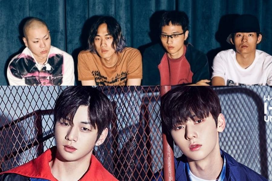Hyukoh dice que están agradecidos con Kang Daniel y Hwang Min Hyun de Wanna One