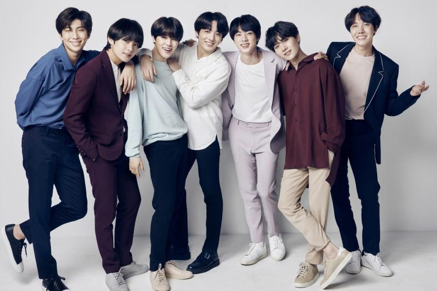 [Actualizado] BTS anunciado para la alineación de los 2018 Soribada Best K-Music Awards