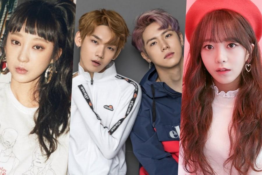 Hyerin de EXID, Kenta, Kim Dong Han y Kim So Hee, confirmados para un nuevo programa de comida