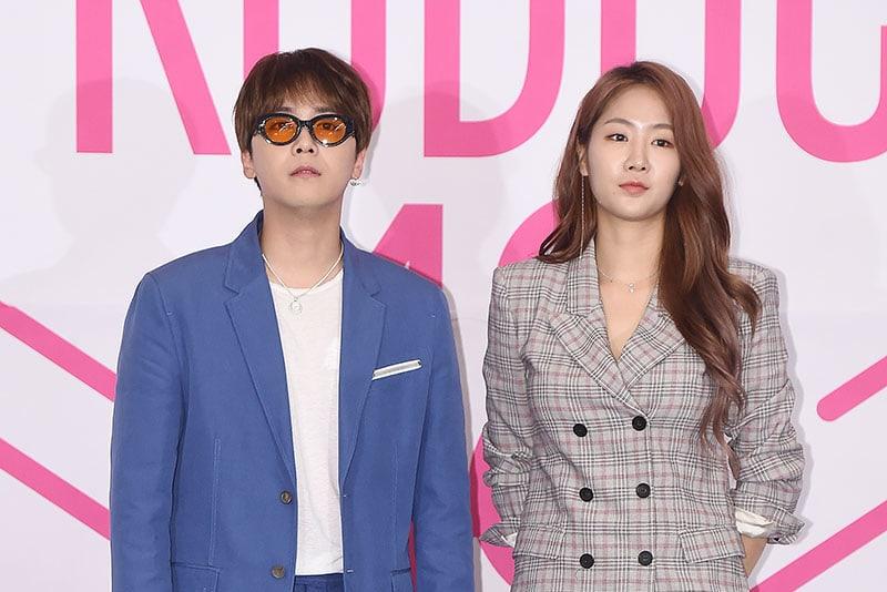 """Lee Hong Ki de FTISLAND y Soyou comparten sus pensamientos como entrenadores vocales de """"Produce 48"""""""