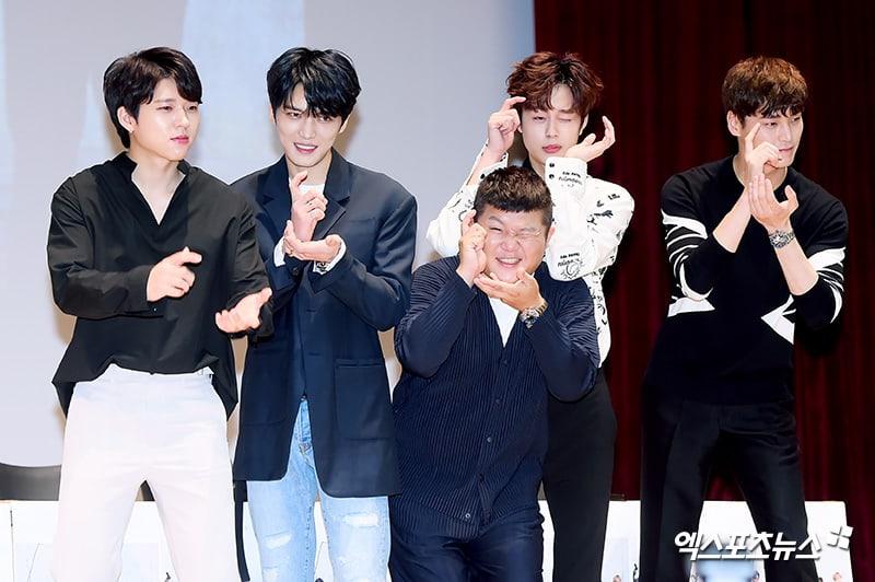"""Kim Jaejoong de JYJ, Jo Se Ho, Woohyun de INFINITE y otros más comparten sus experiencias en """"Photo People 2"""""""