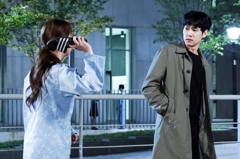 "Yoon Da Young y Park Sung Hoon discuten en ""Rich Man, Poor Woman"""