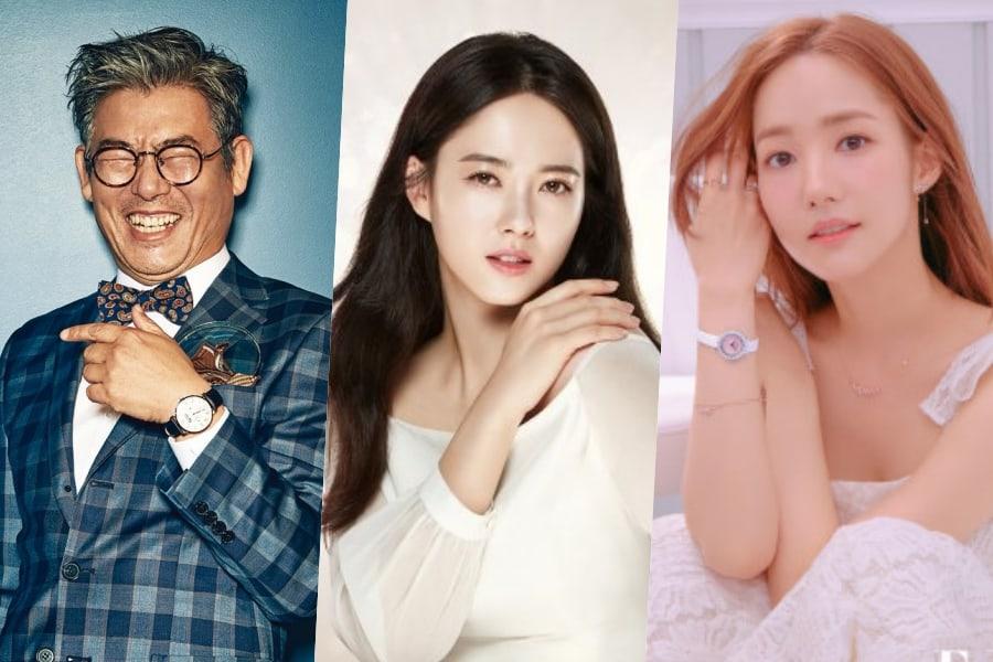 Se revela el ranking de reputación de marca para actores de dramas para el mes de junio