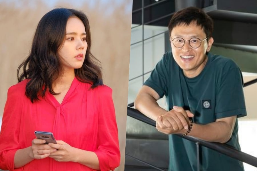 """El director de """"Mistress"""" habla sobre el drama y elogia a Han Ga In"""