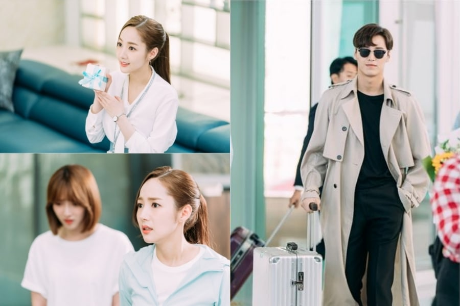"""Lee Tae Hwan trae cambios con su 1ª aparición en """"What's Wrong With Secretary Kim?"""""""