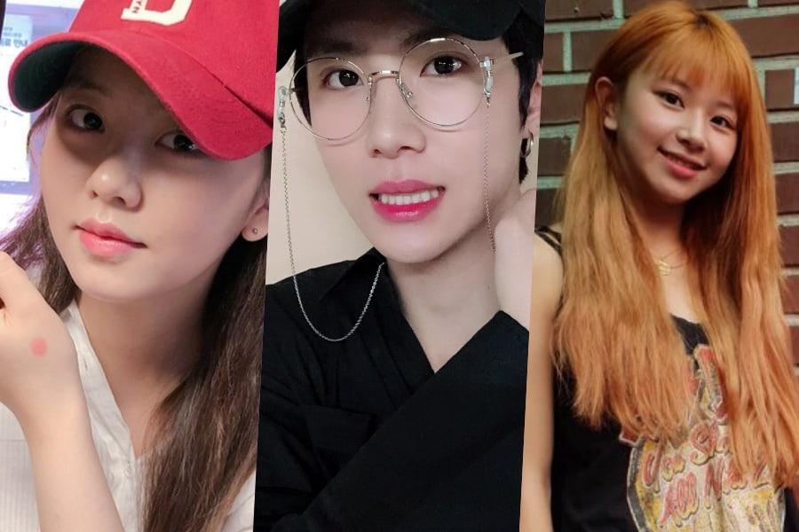 Estrellas que votaron por primera vez en las elecciones locales de 2018