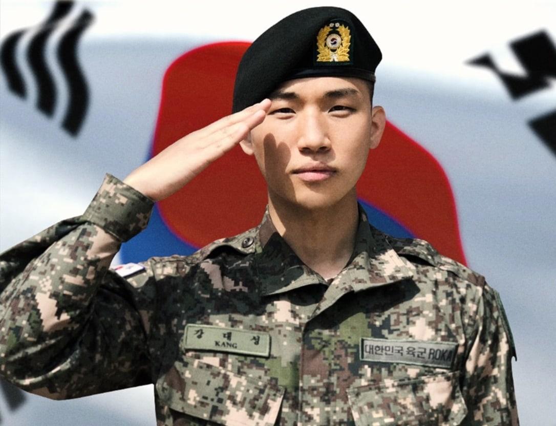 Daesung de BIGBANG promocionado a instructor asistente en su división militar