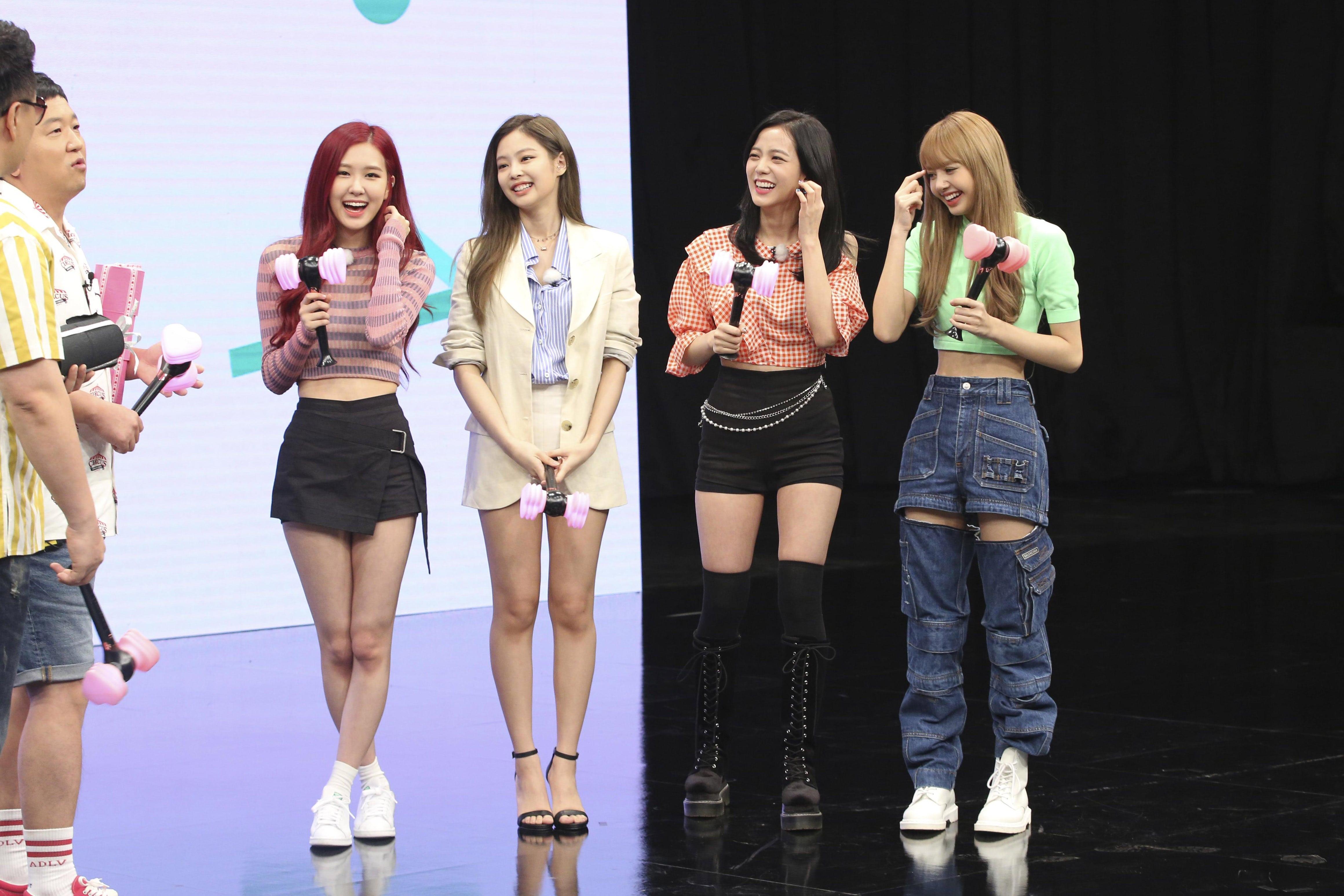 """Las chicas de BLACKPINK confirmadas para aparecer en """"Idol Room"""" de JTBC"""