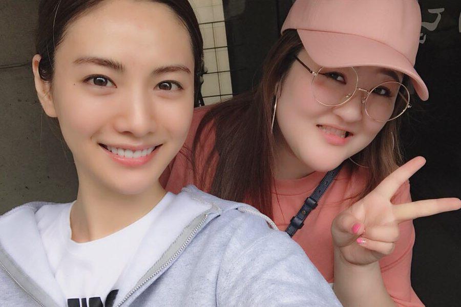 """Antiguas compañeras de """"Roommate"""", Nana y Lee Guk Joo, se reúnen"""