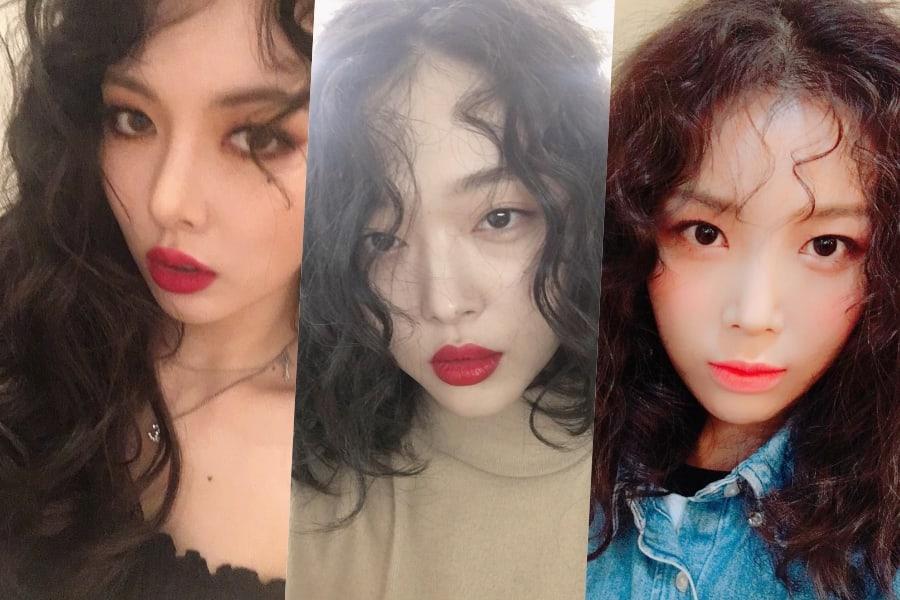 Estrellas que lucen genialmente la tendencia del cabello rizado