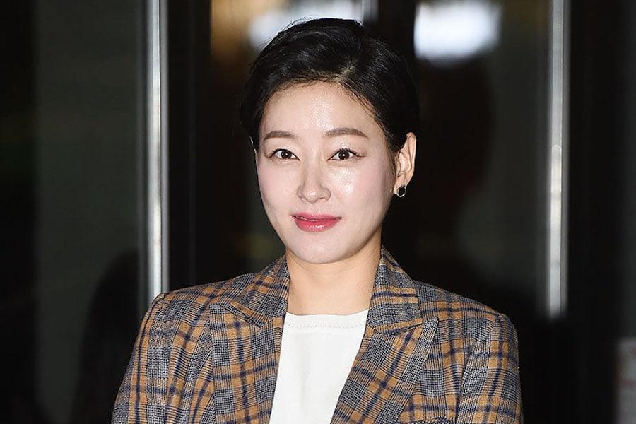 La actriz Park Jin Hee da a luz a su segundo hijo