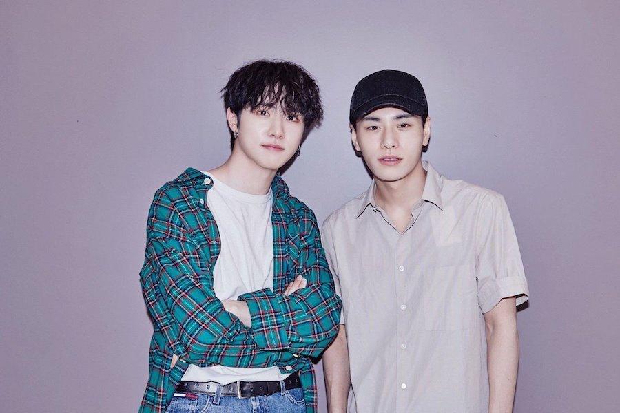 Kim Dong Han revela que el artista que colaborará en su álbum en solitario es su miembro y compañero de JBJ, Kim Sang Gyun