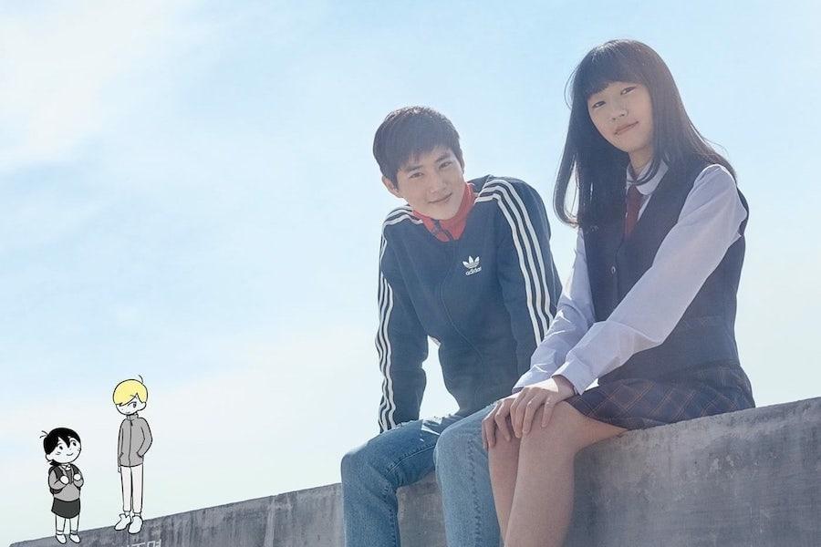 Kim Hwan Hee revela cómo fue trabajar con Suho de EXO + la música que disfruta