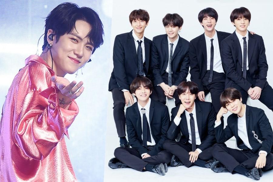 """Kim Dong Han comparte su amor por BTS y habla sobre ser considerado un """"fan exitoso"""""""