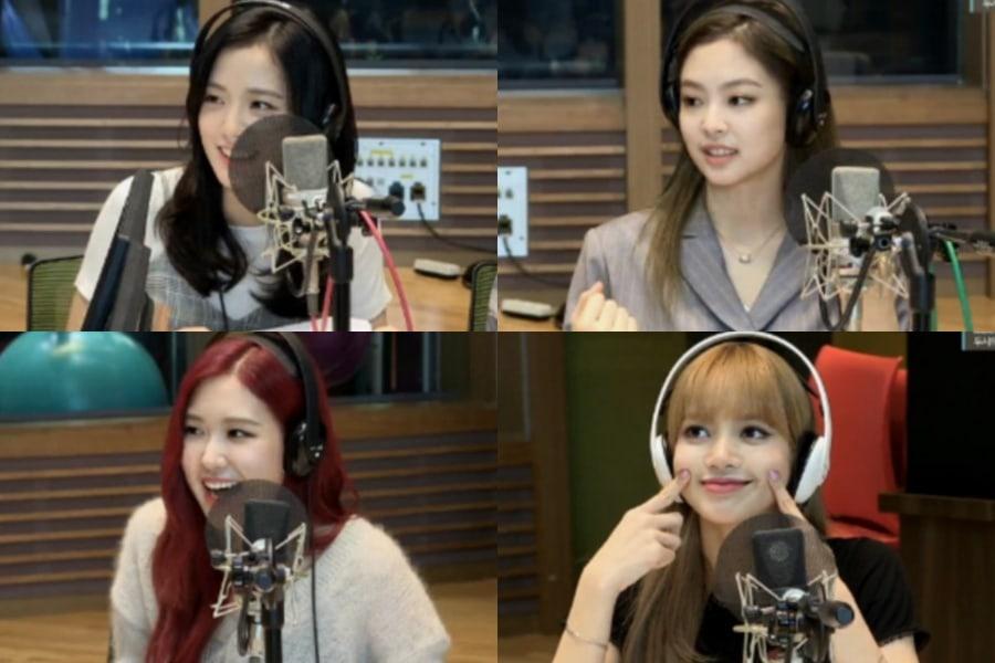 Las chicas de BLACKPINK describen los programas de variedades que quieren hacer + Jennie elige a la visual No. 1 del grupo