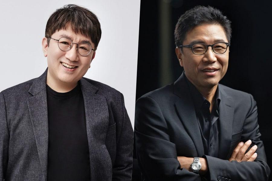 Bang Shi Hyuk y Lee Soo Man nombrados en la lista Líderes Internacionales de la Música 2018 de la revista Variety
