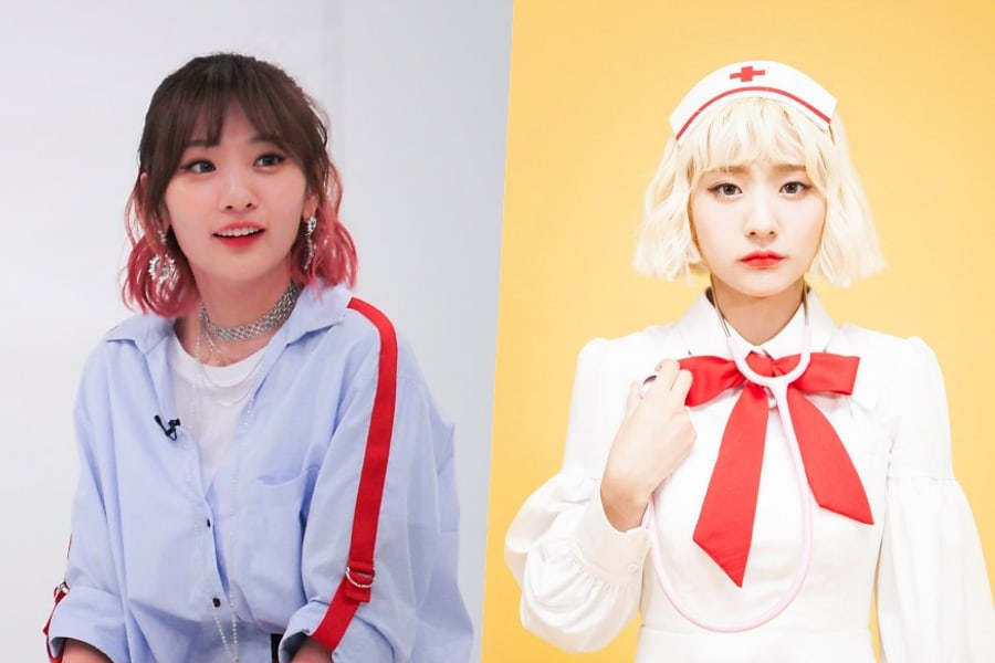 Ahn Ji Young de Bolbbalgan4 revela la razón por la que cambió su característica apariencia
