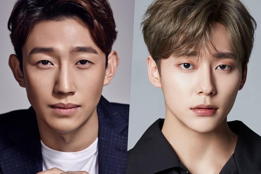Kang Ki Young y Sungjoo de UNIQ, entre otros, son confirmados para un drama protagonizado por So Ji Sub y Jung In Sun