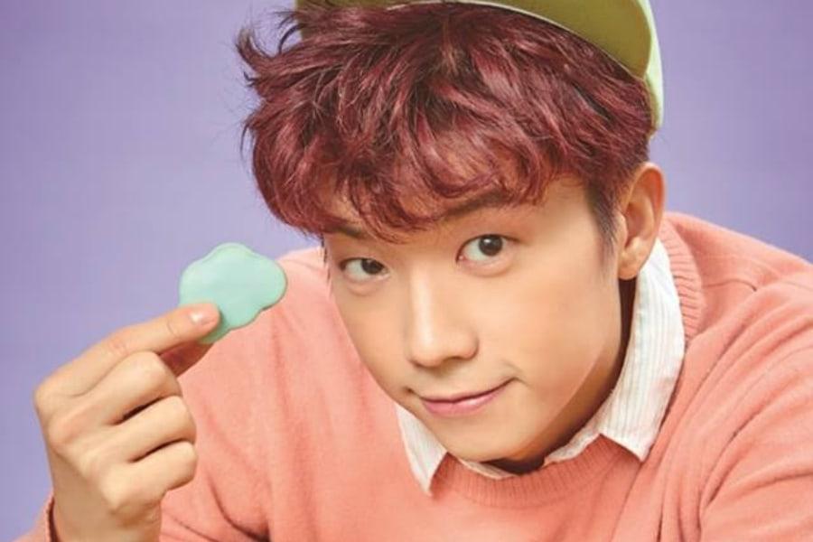 JYP aclara que la fecha de enlistamiento de Wooyoung de 2PM aún no ha sido programada