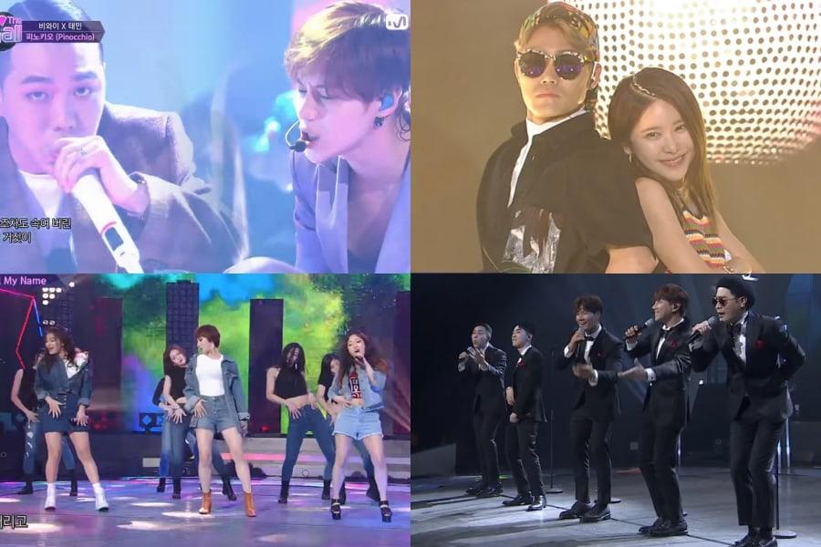 """Taemin de SHINee, Suran y más se unen a equipos de """"The Call"""" + Impresionantes colaboraciones"""