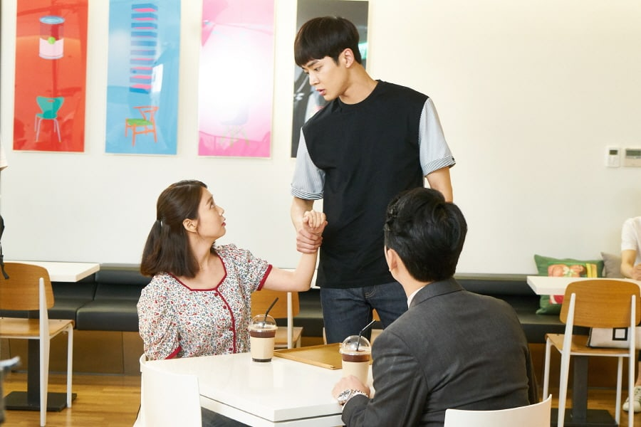 """Rowoon de SF9 avanza en su romance con Han Seung Yeon en """"About Time"""""""