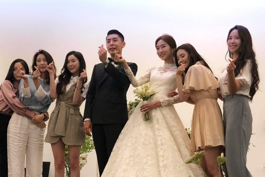 Ex miembro de Dal Shabet Gaeun contrae matrimonio