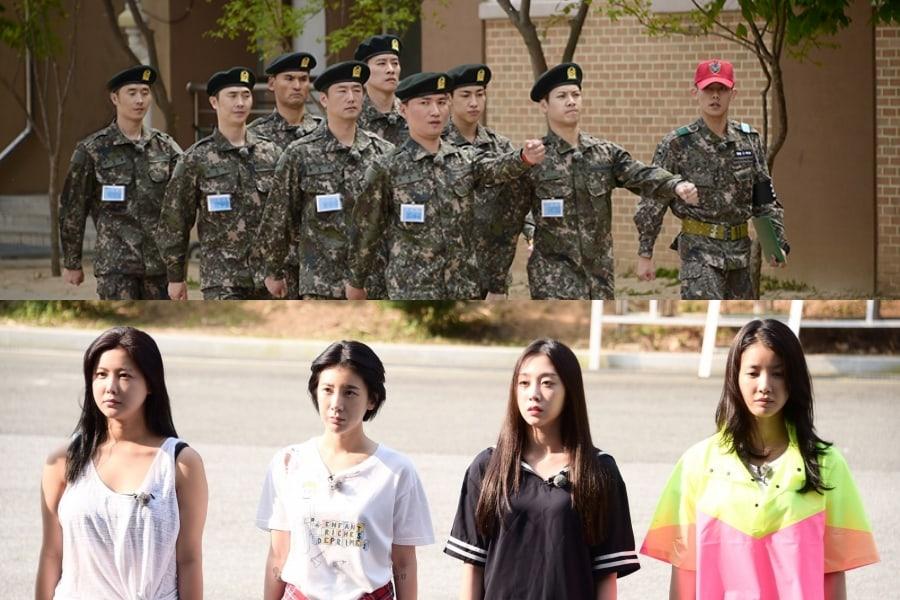 """El programa de variedades de MBC, """"Real Men"""", se encuentra en conversaciones para su regreso"""