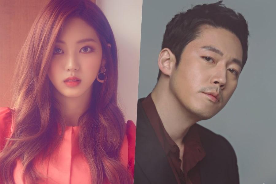 Eunbin de CLC hará su debut en la actuación en nuevo drama de acción con Jang Hyuk
