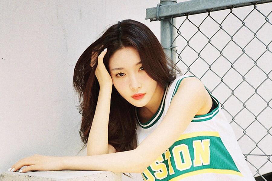 La agencia de Chungha confirma fecha de su regreso para este verano