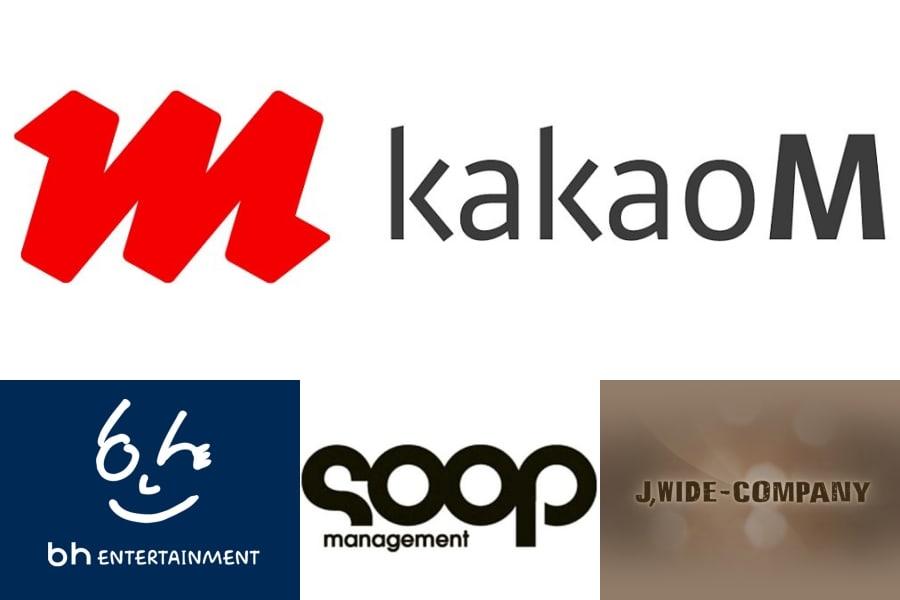 Kakao M confirma asociaciones con agencias de actuación y de publicidad