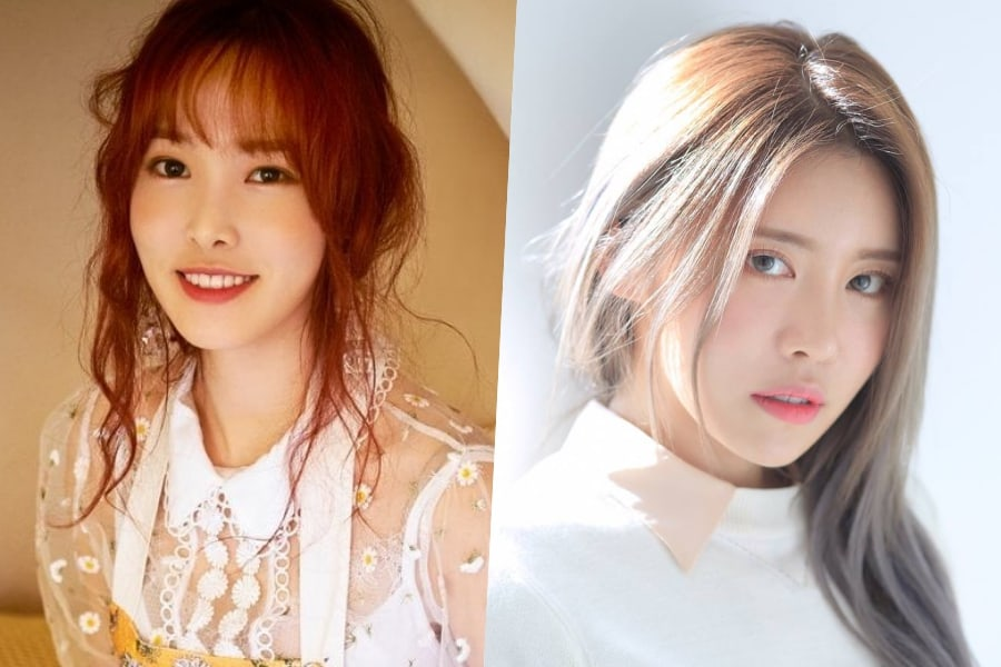 """[Actualizado] Yuju de GFRIEND y Suran muestran su hermosa armonía en teaser para """"Love Rain"""""""