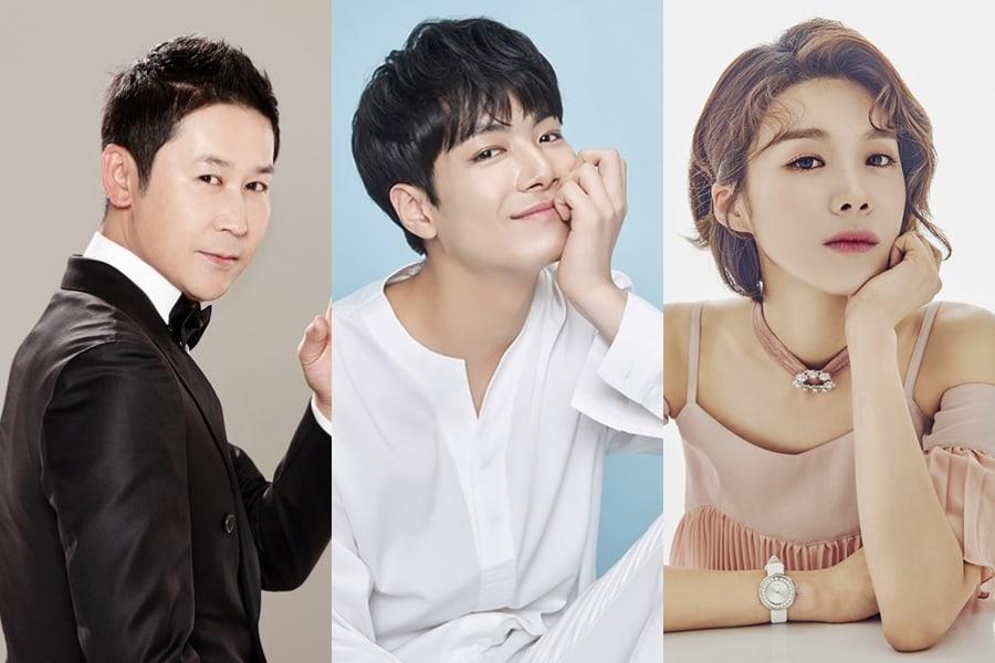 Shin Dong Yup, JR de NU'EST, Jang Do Yeon y otros más confirman su participación en nuevo reality show de romance de Mnet